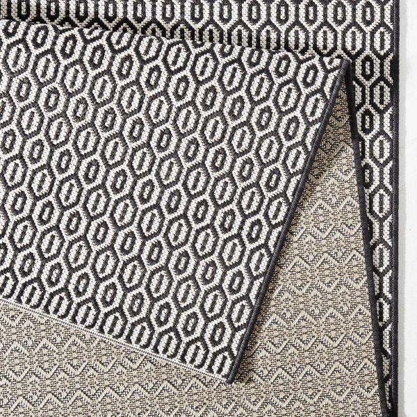 buiten vloerkleed finest brita sweden buiten vloerkleed anna black x with buiten vloerkleed. Black Bedroom Furniture Sets. Home Design Ideas