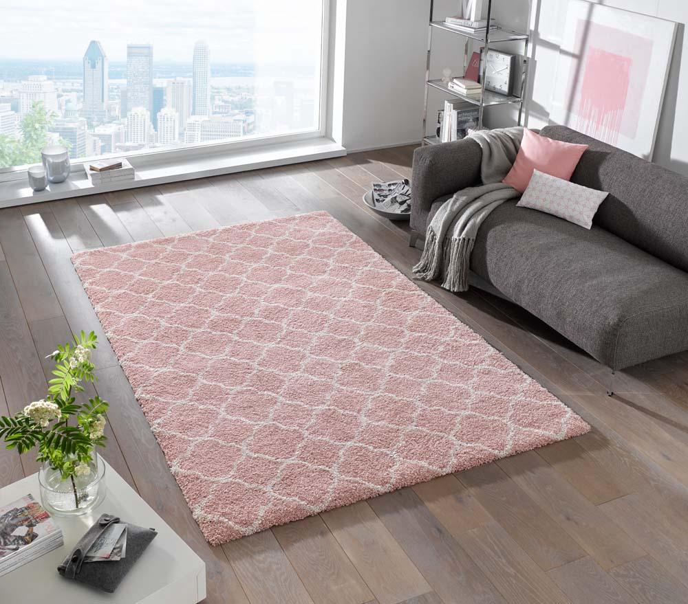 modern design vloerkleed luna 102602 tapeso. Black Bedroom Furniture Sets. Home Design Ideas