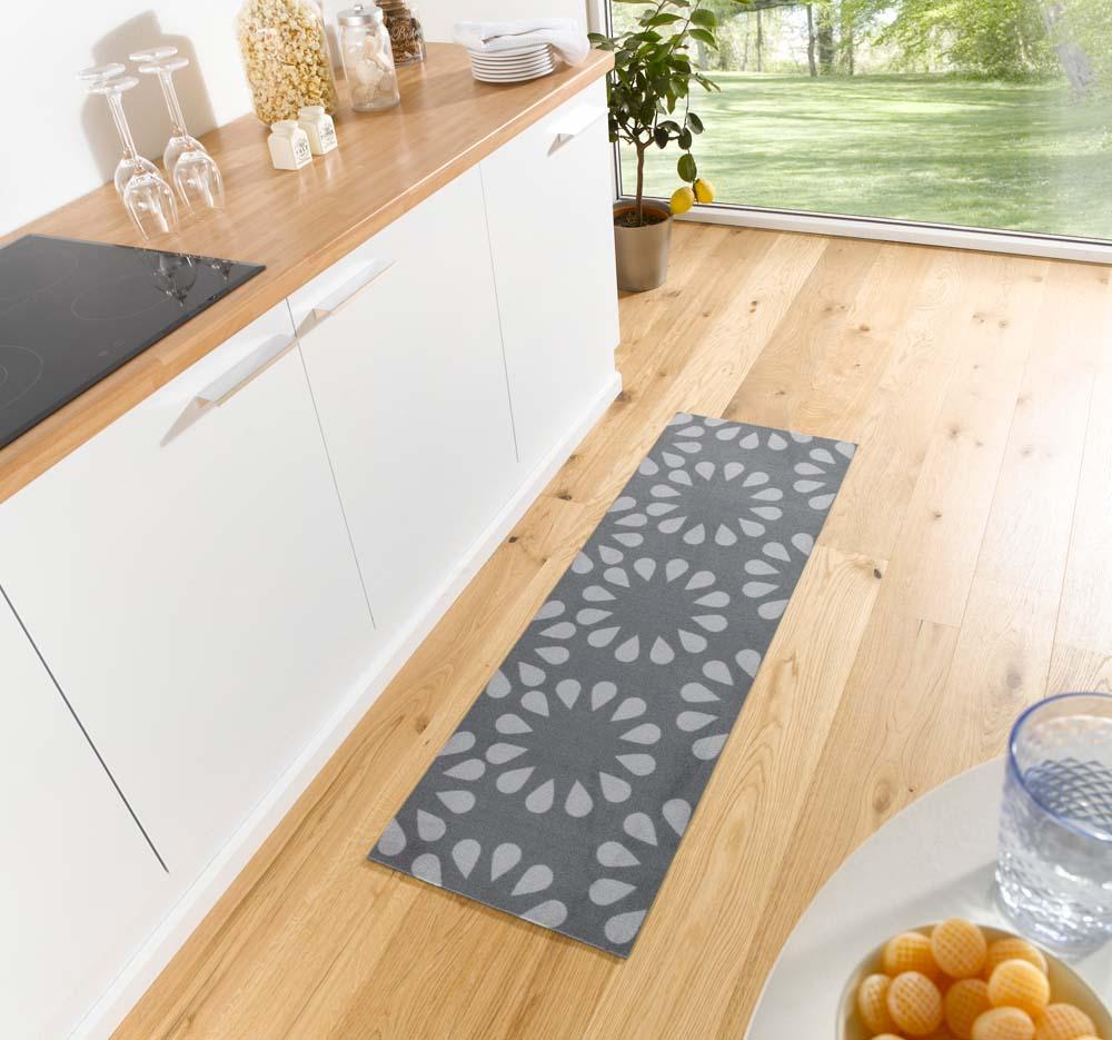 design keukenloper bloom wasbaar 30 c tapeso. Black Bedroom Furniture Sets. Home Design Ideas