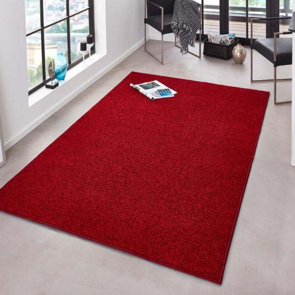 modern vloerkleed pure 102616 tapeso. Black Bedroom Furniture Sets. Home Design Ideas