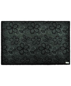 Schoonloopmat Flowers 102090 Wasbaar 30°C - overzicht boven, thumbnail