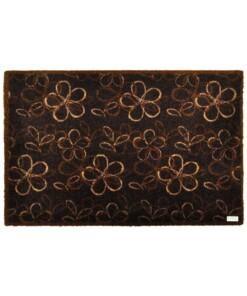 Schoonloopmat Flowers 102091 Wasbaar 30°C - overzicht boven, thumbnail