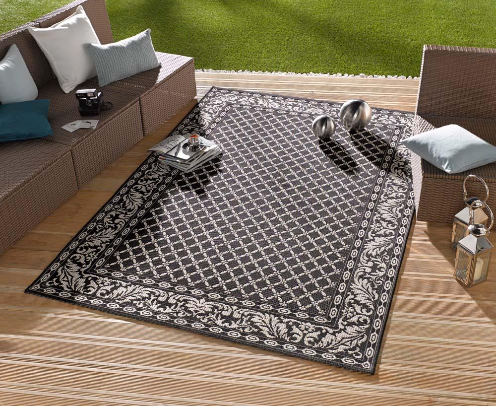 binnen buiten vloerkleed royal 102479 tapeso. Black Bedroom Furniture Sets. Home Design Ideas