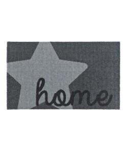 Deurmat Star Home 102541 Wasbaar 30°C - overzicht boven, thumbnail