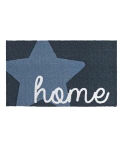 Deurmat Star Home 102542 Wasbaar 30°C - overzicht boven, thumbnail