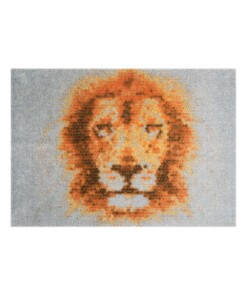 Deurmat Lion 102857 - overzicht boven, thumbnail
