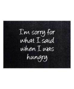 Deurmat Hungry 102859 - overzicht boven, thumbnail