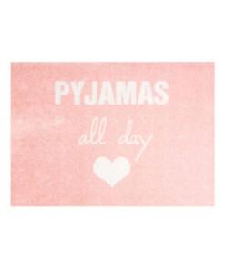 Deurmat Pyjamas 102862 - overzicht boven, thumbnail