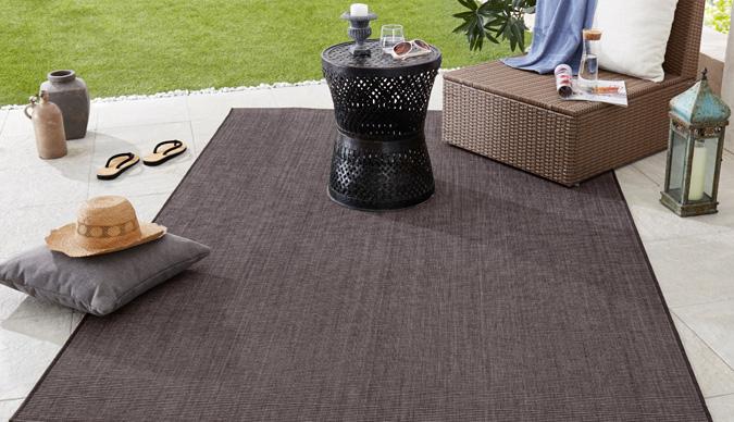 Buiten vloerkleed kopen de stijltopper op uw veranda tapeso