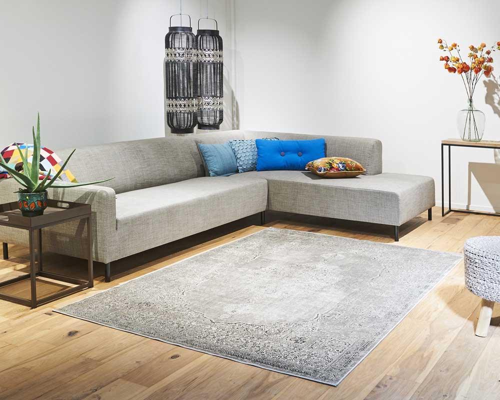 Een vloerkleed kiezen dat perfect bij je interieur past