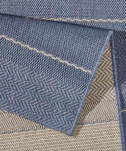 Balkon tapijt Sunshine - blauw - close up