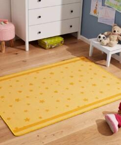 Kindervloerkleed Sterren en Harten 102650 - sfeer, thumbnail