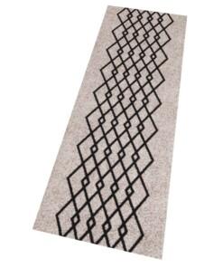 Keukenloper Waves 103364 wasbaar 30°C - overzicht schuin, thumbnail
