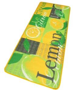 Keukenloper Lemon 102105 - overzicht schuin, thumbnail