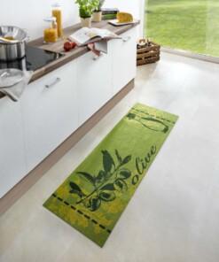 Keukenloper Olive 102448 Wasbaar 30°C - sfeer, thumbnail