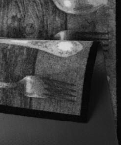 Keukenloper vork & lepel 103807 Wasbaar 30°C - close up
