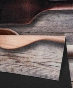 Keukenloper Wooden Cooking Spoons Wasbaar 30°C 103831 - close up