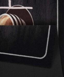 "Keukenloper ""We love coffee"" Wasbaar 30°C 103833 - close up"