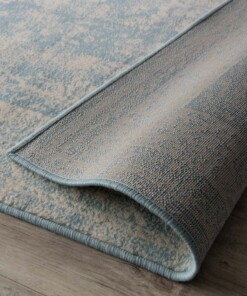 Vintage Vloerkleed Orbis - Joy de Vivre - lichtblauw/crème