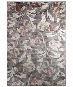 Rozenkelim vloerkleed Joy de Vivre - Feather Rose No.7 - overzicht boven