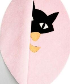 Kinderkleed kat Elle Decor - roze - close up