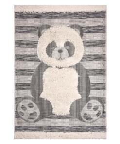 Kinderkleed Teddy Bear Charles - crème/grijs - overzicht boven, thumbnail