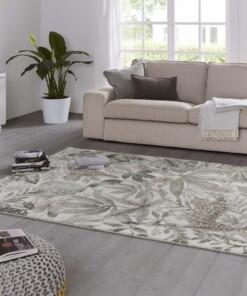 Design vloerkleed Sambre Elle Decoration - groen/koper - sfeer, thumbnail