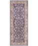 Oosters vloerkleed Maschad Elle Decoration - jade - overzicht boven, thumbnail