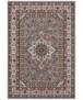 Perzisch tapijt Parun Täbriz - rood - overzicht boven, thumbnail