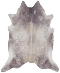 Dierenhuid vloerkleed Optik Clarence - crème/lichtbruin - overzicht boven
