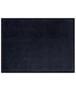 Effen deurmat Plain wasbaar 30°C - grijs - overzicht boven, thumbnail