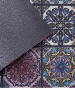 Deurmat Colorful Creations - multi - close up