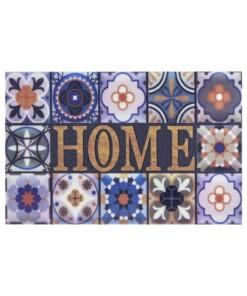 Deurmat Home & Flowers - multi - overzicht boven, thumbnail