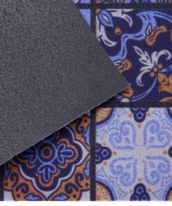 Deurmat Welcome Patterns - multi - close up