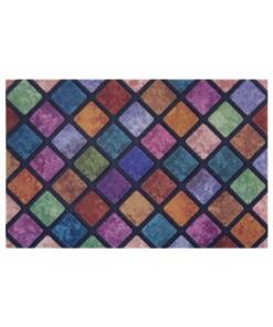 Deurmat Tiles- multi - overzicht boven, thumbnail