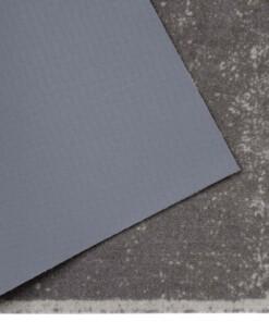 Deurmat Paws Wasbaar 30°C - grijs - close up
