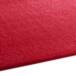 Zacht vloerkleed Loft - zwart - wasbaar 30°C - close up zijkant, thumbnail